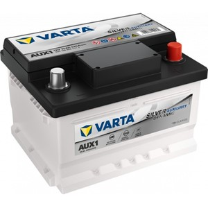 VARTA AUX1 Mercedes backup batteri 12V 35AH (+H)