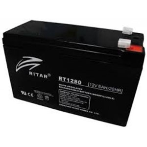RITAR AGM Batteri 12V 8AH (151x65x94mm) F1