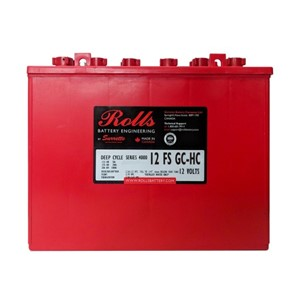 ROLLS 12-FS-GC-HC Deep Cycle Batteri 12V 155AH