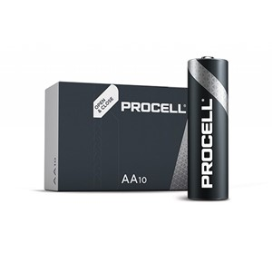 DURACELL PROCELL AA 10PK