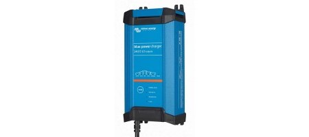 VICTRON blue power IP22 batterilader 24V 16A 1-kanal