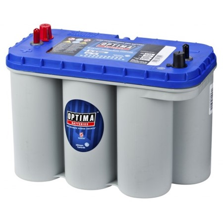 OPTIMA BATTERI 12V 75AH 975CCA