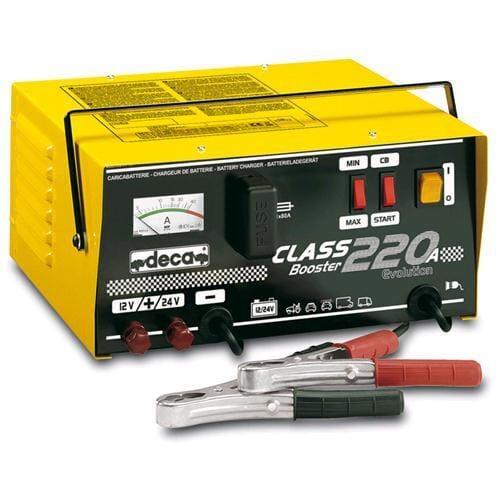 DECA Batterilader 12V24V 30A m 300Amp starthjelp